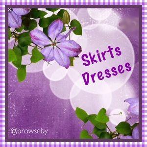 Skirts - Dresses
